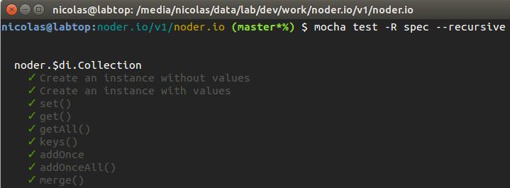 Mocha - Unit JS